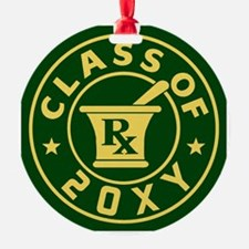 Class of 20?? Pharmacy Ornament