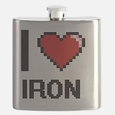 Cute Ferrous Flask