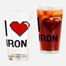 Cute Ferrous Drinking Glass
