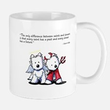 KiniArt Saint & Sinner Mug