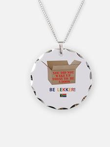 Cute Lekker Necklace