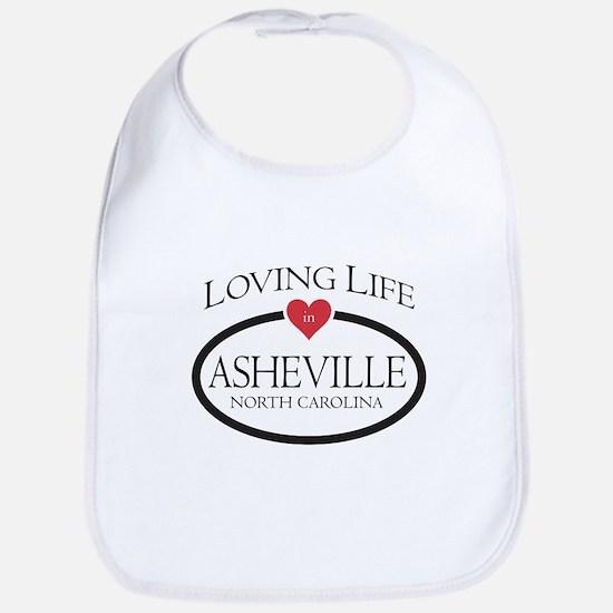 Loving Life in Asheville, NC Bib