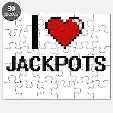 I Love Jackpots Puzzle