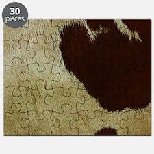 antique cow hide Puzzle