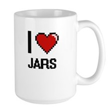 I Love Jars Mugs