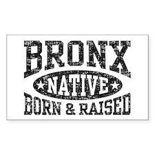 Bronx Native Decal