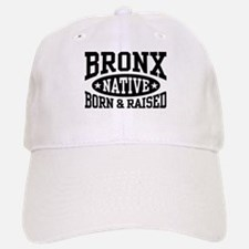 Bronx Native Baseball Baseball Cap