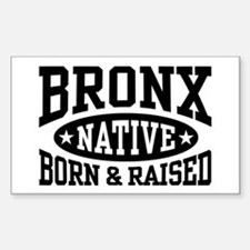Bronx Native Decal