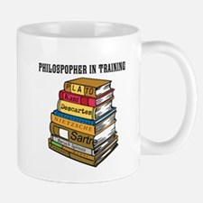 Philosopher in Training Small Small Mug