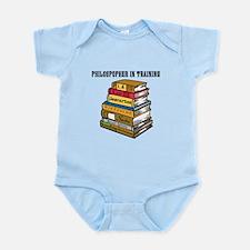 Philosopher in Training Infant Bodysuit
