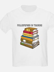 Philosopher in Training T-Shirt