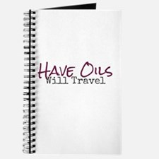 Have Oils Will Travel Journal