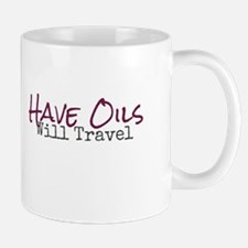 Have Oils Will Travel Mugs