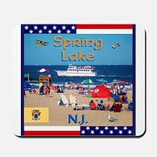 Spring Lake NJ Mousepad