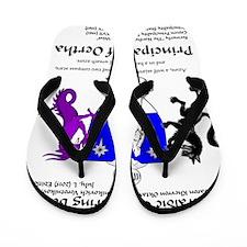 Oerthan Colouring Boke Flip Flops