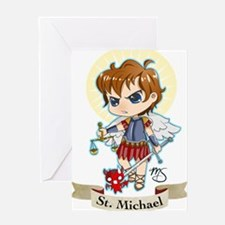 St. Michael Greeting Cards
