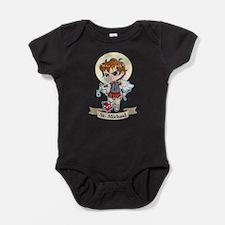 St. Michael Baby Bodysuit