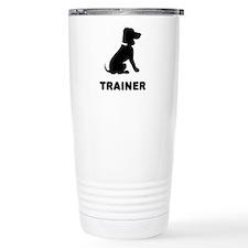 Dog trainer Thermos Mug