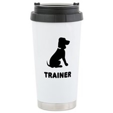 Cute Puck Travel Mug