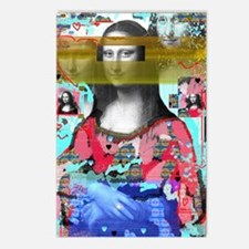My Mona Postcards (Package of 8)