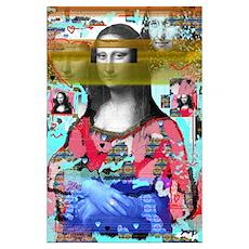 My Mona Poster