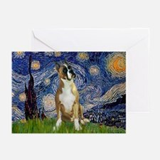 Starry / Boxer Greeting Cards (Pk of 20)