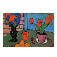 Jawlensky - Still Life wi Postcards (Package of 8)