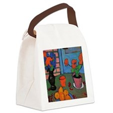 Jawlensky - Still Life with Flowe Canvas Lunch Bag