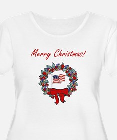 Military Merry Christmas T-Shirt