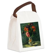 Guillaumin - Still Life with Flow Canvas Lunch Bag