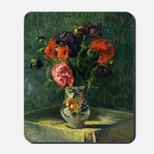 Guillaumin - Still Life with Flowers Mousepad