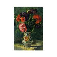 Guillaumin - Still Life with Flow Rectangle Magnet