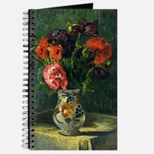 Guillaumin - Still Life with Flowers Journal