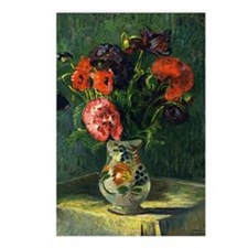 Guillaumin - Still Life w Postcards (Package of 8)