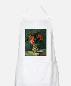 Guillaumin - Still Life with Flowers Apron