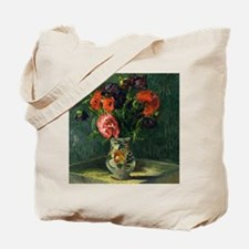 Guillaumin - Still Life with Flowers Tote Bag