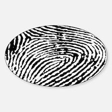 Fingerprints Decal