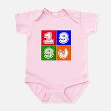 1990 Birthday Designs Infant Bodysuit