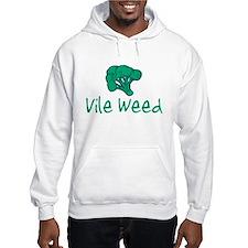 Vile Weed Jumper Hoody