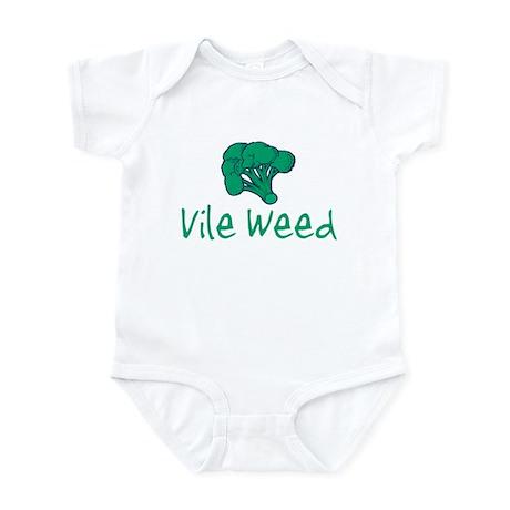 Vile Weed Infant Bodysuit