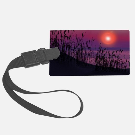 Sunrise on the Great Lakes Luggage Tag