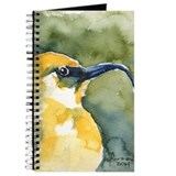 Claudia hafner honeycreeper Journals & Spiral Notebooks