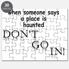 Don't Go In 1 Puzzle