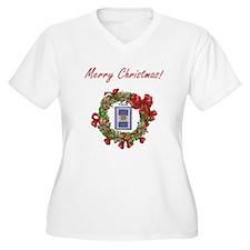 Bank Teller Merry X-mas T-Shirt