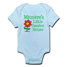 Memere's Little Garden Helper Body Suit