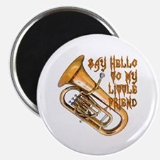 """Say Hello to My Little Frie 2.25"""" Magnet (10 pack)"""