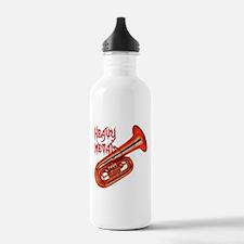 Heavy Metal - Tuba Water Bottle