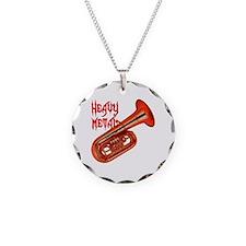 Heavy Metal - Tuba Necklace