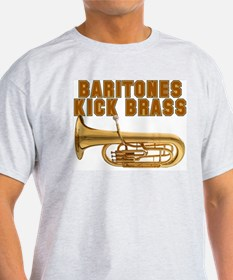 Baritones Kick Brass T-Shirt