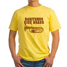 Baritones Kick Brass T